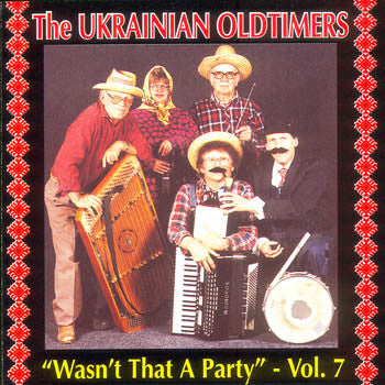 Wasn't that a party - The Ukrainian Oldtimers<br>BRCD 2044