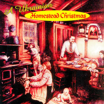 Homestead Christmas - River's Ukrainian Society<br>BRCD 2045