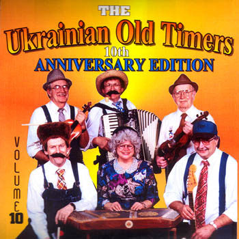 10th Anniversary Special - The Ukrainian Oldtimers<br>brcd 2056