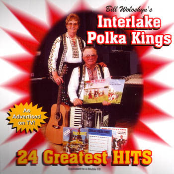 Greatest Hits - The Interlake Polka Kings<BR>BRCD 2059