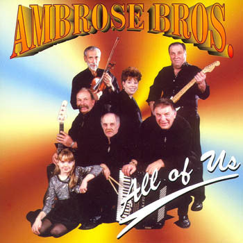 All Of Us - Ambrose Brothers<br>BRCD 2063