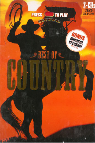 Best Of Country - 2 CD set