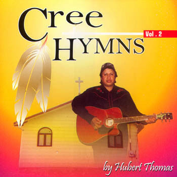 CREE HYMNS VOL.2 - Hubert Thomas<br>CRCD 6039