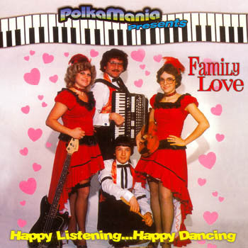 HAPPY LISTENING HAPPY DANCING - Family Love<BR>pmcd 9003