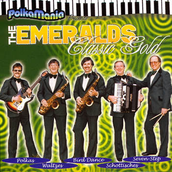THE EMERALDS - Classic Gold<BR>pmcd 9004