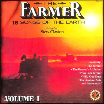 The Farmer Volume 1 - Stew Clayton<br>sscd 4062