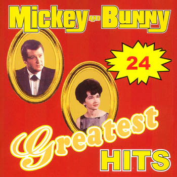 24 GREATEST HITS - Mickey & Bunny<br>SSCD 410
