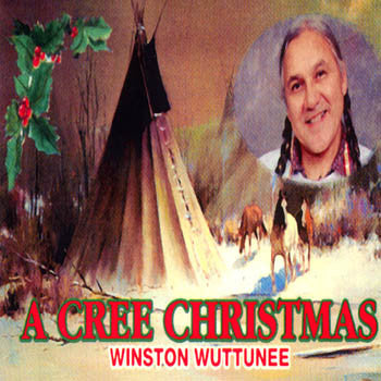 Cree Christmas - Winston Wuttunee<br>sscd 4110