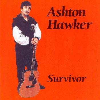 Survivor - Ashton Hawker<BR>sscd 4240