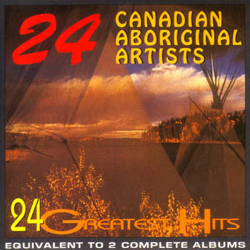 24 ABORIGINAL ARTISTS - Volume 1 - Various Artists<BR>SSCD 4253
