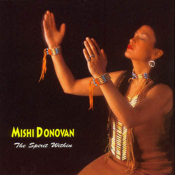 Spirit Within - Mishi Donovan<br>sscd 4258