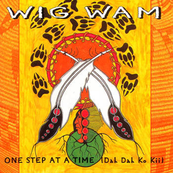 ONE STEP AT A TIME - Wig Wam<BR>sscd 4279