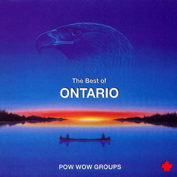 THE BEST OF ONTARIO POW WOW GROUPS<br>sscd 4331