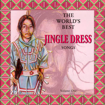 WORLD'S BEST JINGLE DRESS SONGS<br>SSCD 4353