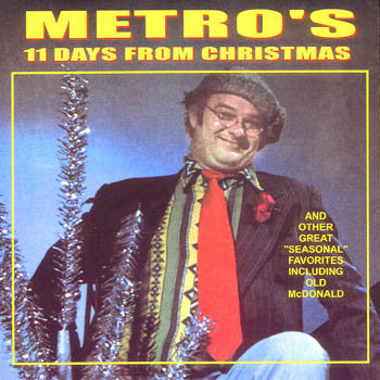 11 DAYS FROM CHRISTMAS - Metro<br>SSCD 4386