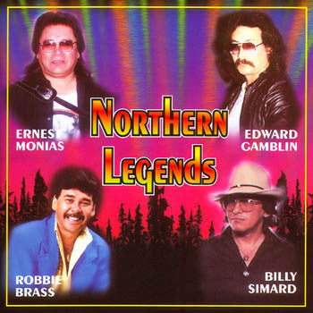 NORTHERN LEGENDS - Various Artists<br>sscd 4395