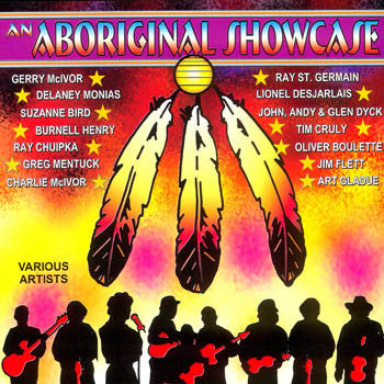 Aboriginal Showcase - Various Artists<BR>SSCD 4398