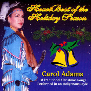 Heartbeat of the Holiday - Carol Adams<br>sscd 4401