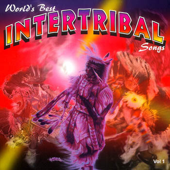 WORLD'S BEST INTERTRIBAL SONGS<br>sscd 4408