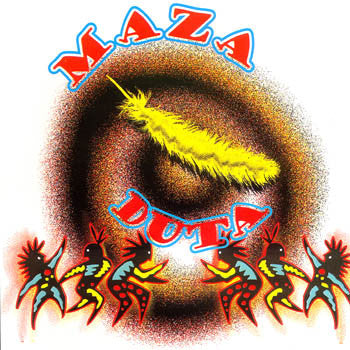 Maza Duta - Red Iron Singers<br>SSCD 4417