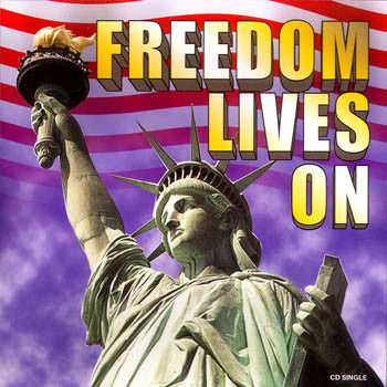 Al Wain - Freedom Lives on (CD Single)<BR>SSCD 4427
