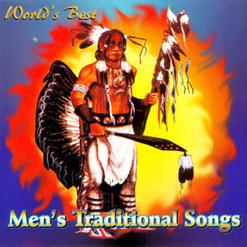 WORLD'S BEST MEN'S TRADITIONAL SONGS<br>sscd 4434