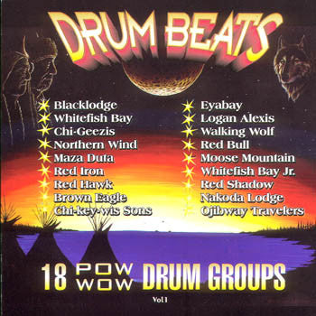 DRUM BEATS - Various Artists<br>SSCD 4438