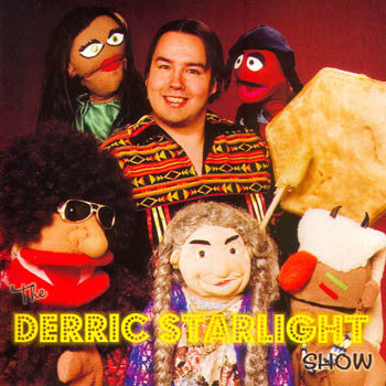THE DERRIC STARLIGHT SHOW<BR>sscd 4460