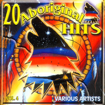 20 ABORIGINAL HITS VOL.4<br>sscd 4488