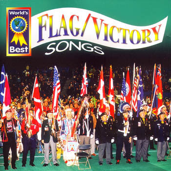 WORLD'S BEST FLAG/VICTORY SONGS<br>SSCD 4493