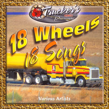 18 WHEELS 18 SONGS<BR>sscd 4509