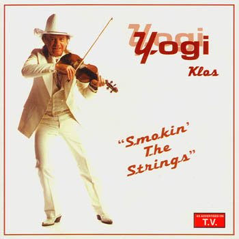 SMOKIN' THE STRINGS - Yogi Klos<br>sscd 502