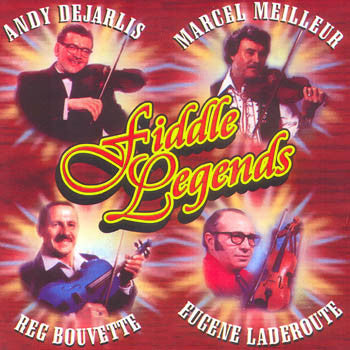 Fiddle Legends - Various Artists<br>sscd 506