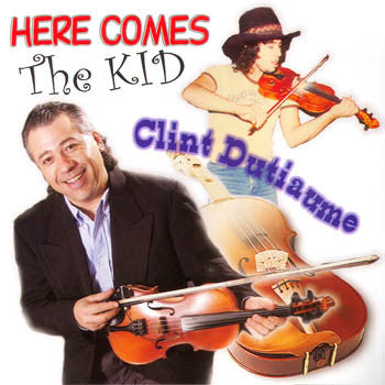 HERE COMES THE KID - Clint Dutiaume<br>sscd 520
