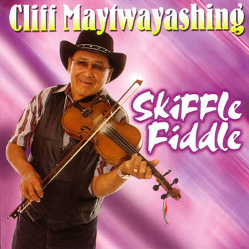 Skiffle Fiddle - Cliff Maytwayashing<br>sscd 524