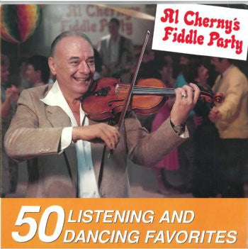 Fiddle Party - Al Cherny's<br>brcd 2165