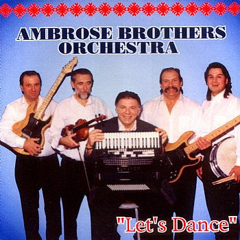 Let's Dance - Ambrose Brothers<br>BRCD 2051