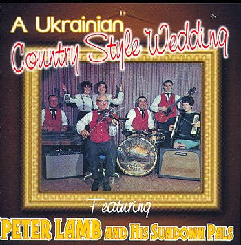 A Ukrainain Country Style Wedding -  Peter Lamb