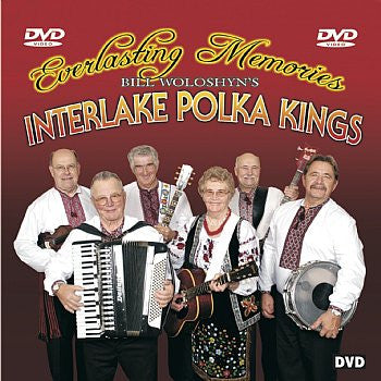 Everlasting Memories DVD - Interlake Polka Kings
