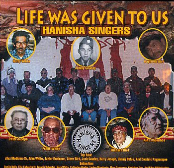 Life Was Given To Us Hanisha Singers<BR>SSCD 4588
