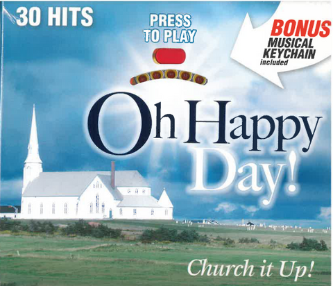 Oh Happy Day - 2 disc gospel CD set