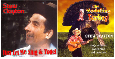 2 For 1 Special<br>Yodeling Turkey<br>Just Let Me Sing & Yodel