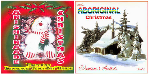 2 For 1 Special<br>Aboriginal Christmas CDs
