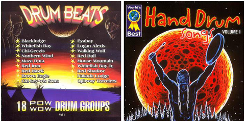 2 For 1 Special<br>Hand Drum<br>Drumbeats
