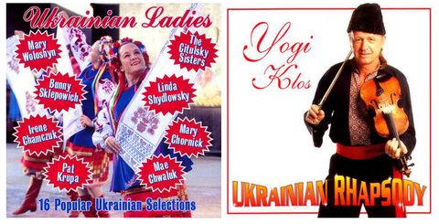 2 For 1 Special<br>Yogi Klos<br>Ukrainian Ladies