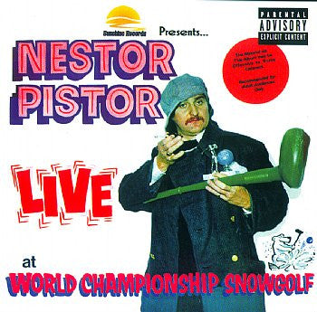 Live At World Championship Snowgolf Nestor Pistor