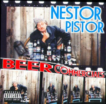 Beer Commercials - Nestor Pistor<br>sscd 4060