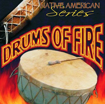 Drums Of Fire - Various Artists