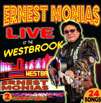 Live At The Westbrook - Ernest Monias<BR>SSCD 4544