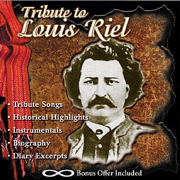Tribute To Louis Riel - Various Artists<BR>sscd 4554